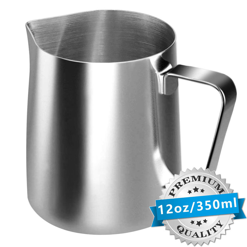 Stainless Steel Milk Frothing Pitcher Cappuccino Pitcher